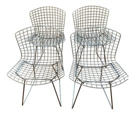 Image of Danish Modern Dining Chairs