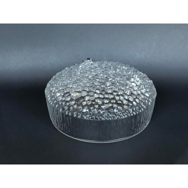 1970s Finnish Crystal Modern Art Glass Bowl For Sale In New York - Image 6 of 13