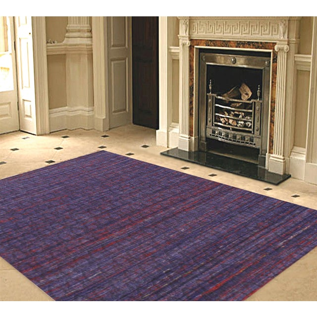 Pasargad Modern Collection Sari Silk Rug - 6' X 8' - Image 3 of 3