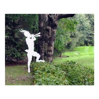 Whimsical Figure of Pan