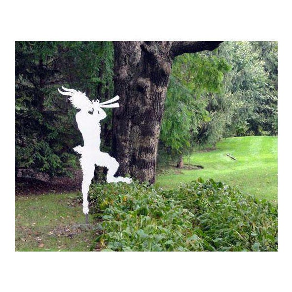 Whimsical Figure of Pan - Image 1 of 10