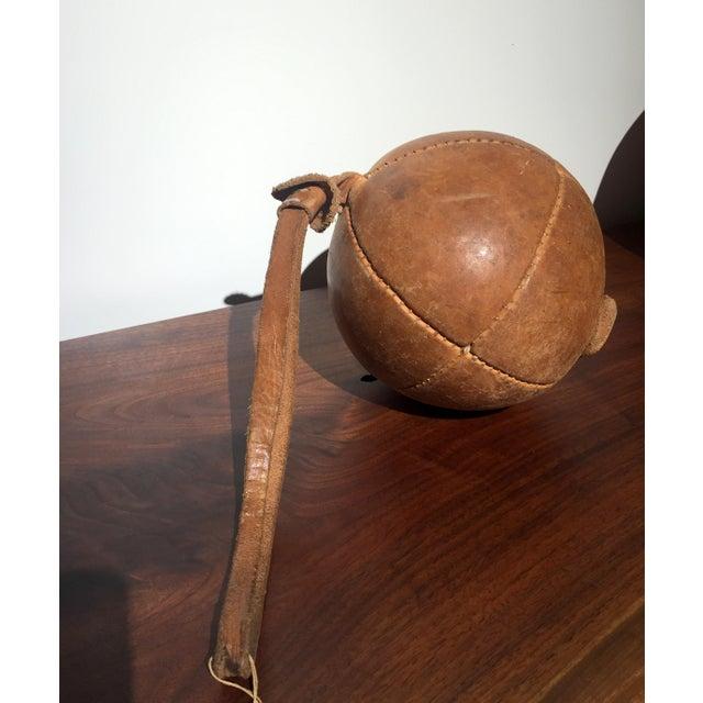 Vintage Small Medicine Ball - Image 4 of 6
