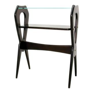 Vintage Spartaco Brugnoli Occasional Table For Sale