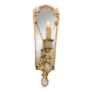 Currey & Co. Napoli Wall Sconce Showroom Sample For Sale