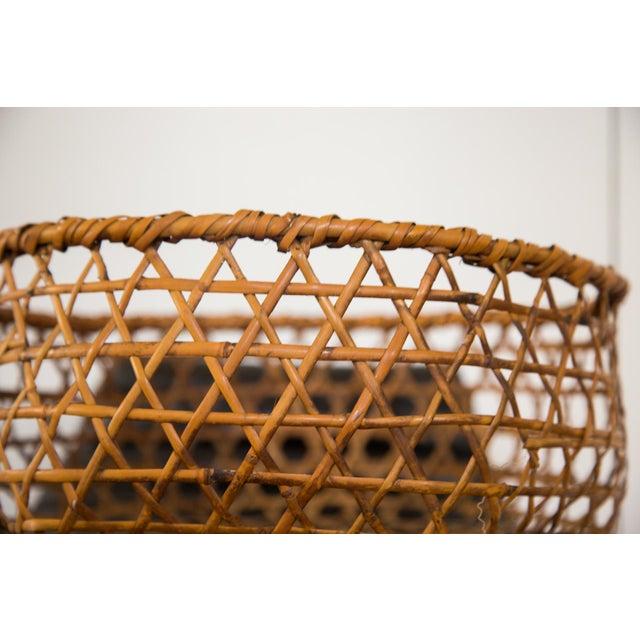 Vintage Japanese Basket - Image 4 of 6