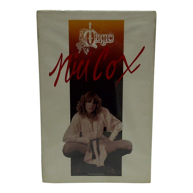 C. 1982 Mia Cox Magic Show Poster For Sale