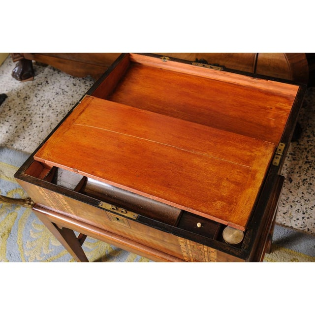 Writing Box on stand For Sale - Image 10 of 11