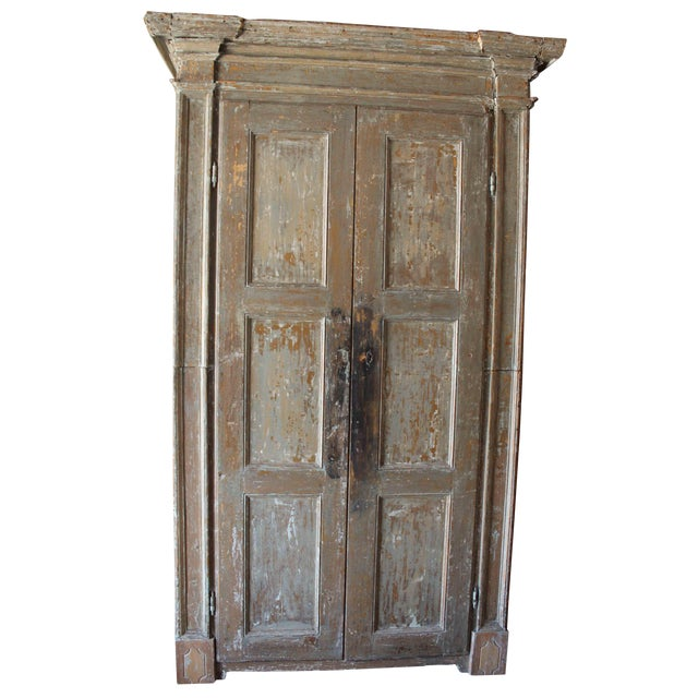 Antique French Armoire - Image 1 of 10