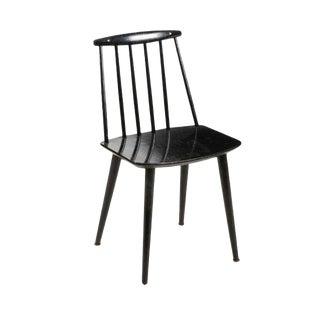 1960s Vintage Folke Pålsson J77 Chair For Sale