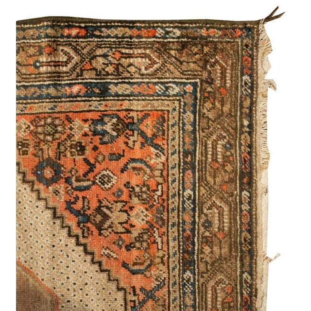 Early 20th Century Bibikibad Rug - 3′10″ × 5′9″ For Sale - Image 4 of 4