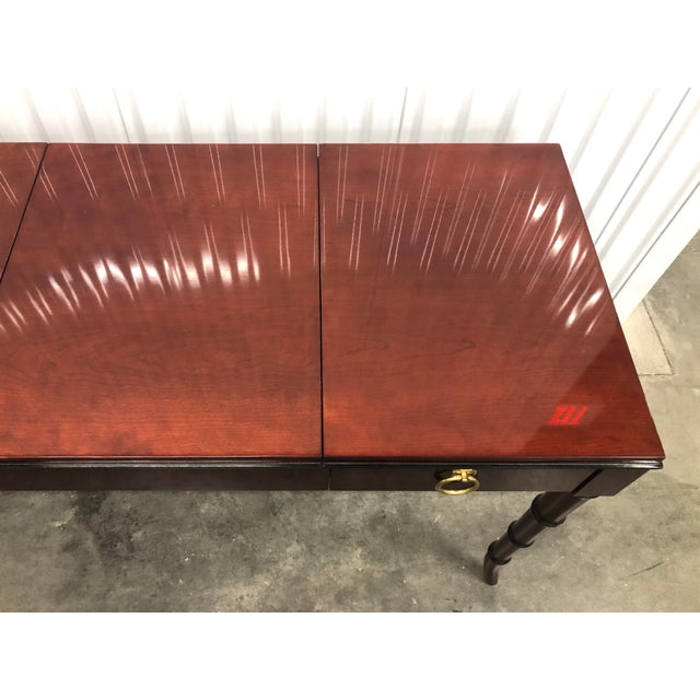 Dorothy Draper Kindel Furniture Chinoiserie Dressing Table For Sale - Image 11 of 13