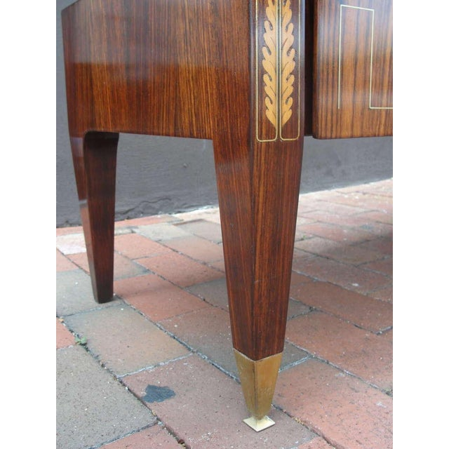 An Extraordinary Italian Cabinet in Rosewood & Exotic Inlay - Image 4 of 9