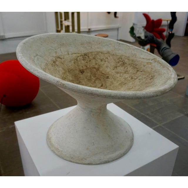 1960's Off Kilter Planter by Willy Guhl For Sale - Image 10 of 10