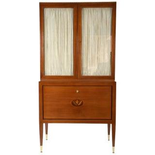 20th Century Italian Showcase Vitrine or Cabinet by Paolo Buffa, 1950s For Sale