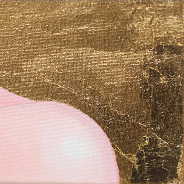 2020s ''Reign'' Contemporary Mixed-Media Portrait Painting by Brian Smith For Sale - Image 5 of 9