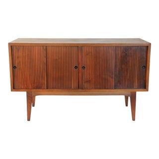 Lane Record Cabinet Credenza For Sale