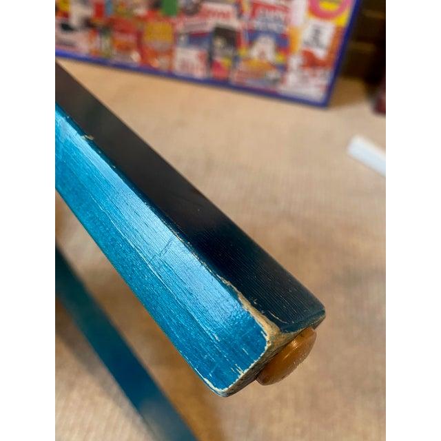Vintage Thonet Children's Bent Wood Seat For Sale - Image 10 of 11