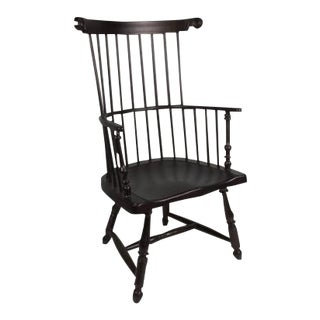 Cast Aluminum Windsor Chair For Sale