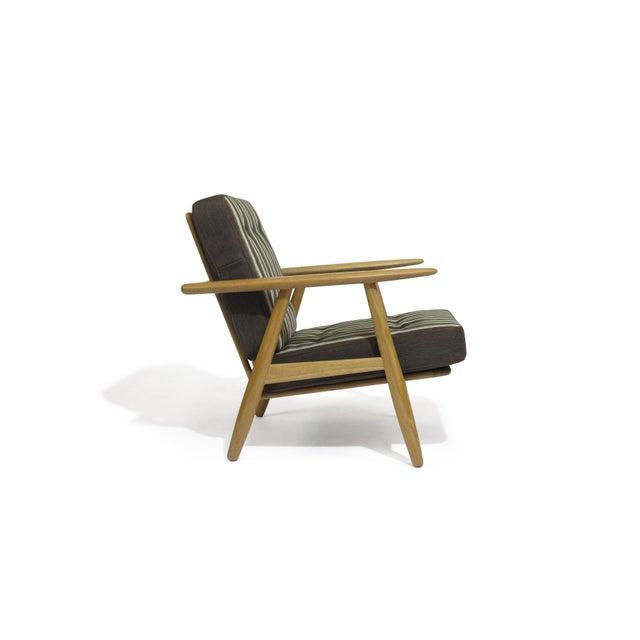 Hans Wegner Hans Wegner Cigar Lounge Chair For Sale - Image 4 of 7