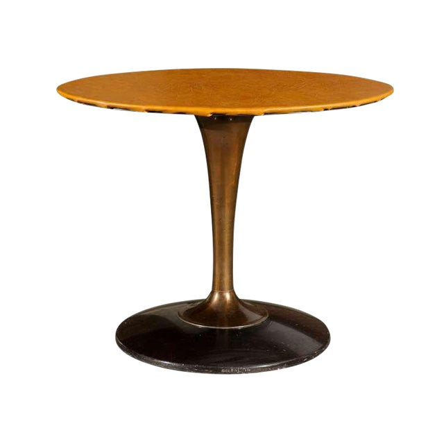 MidCentury Tulip Shaped Table Base Chairish - Tulip table bases for sale