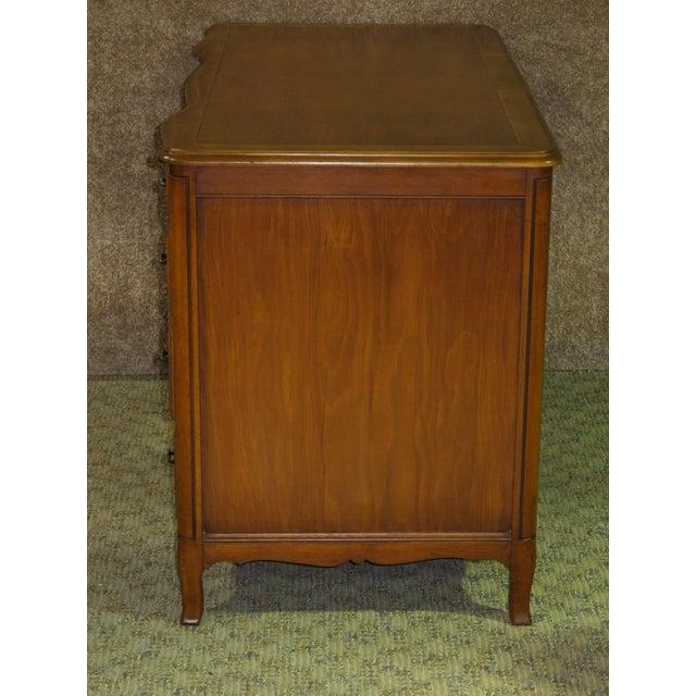 1970s French Provincial Sligh Partner Desk For Sale - Image 10 of 13