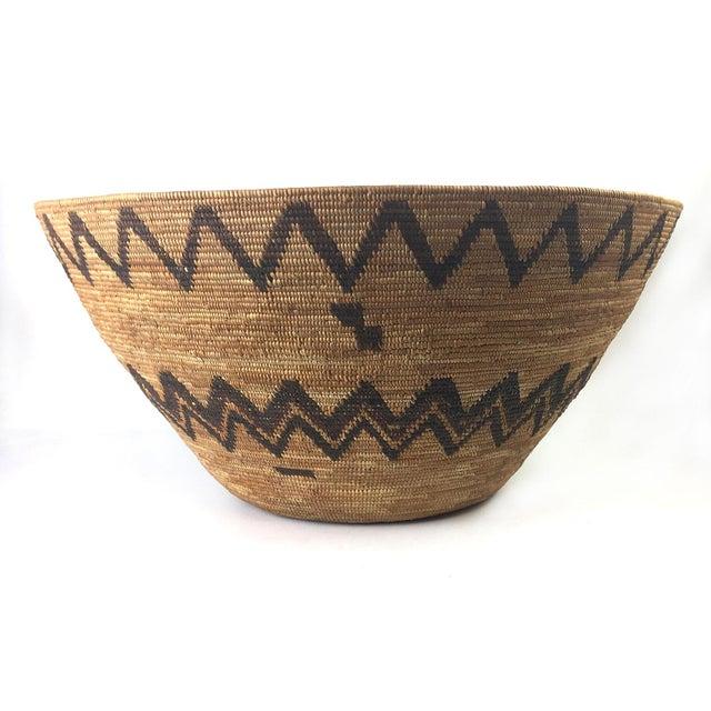 Yokuts Basket, circa 1890 - Image 2 of 7