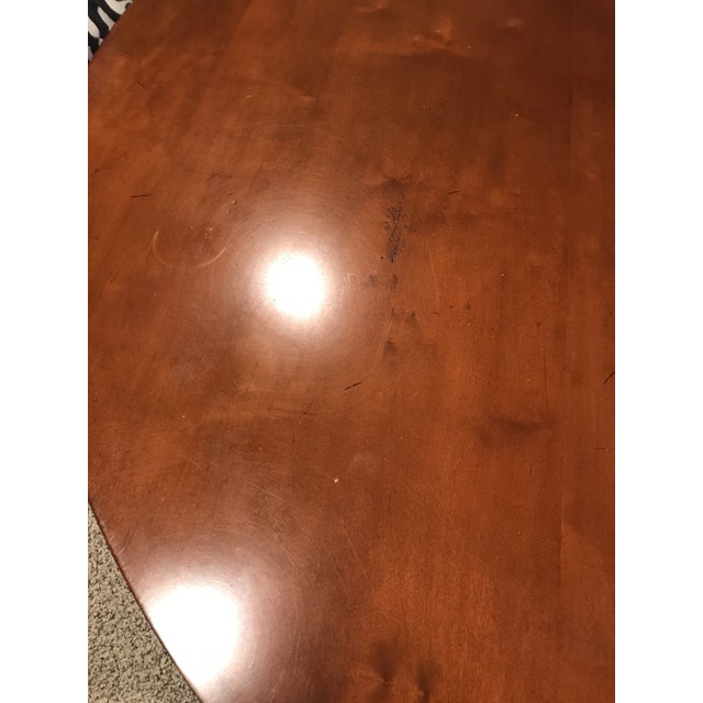 Restoration Hardware Round Dining Table - Image 10 of 10