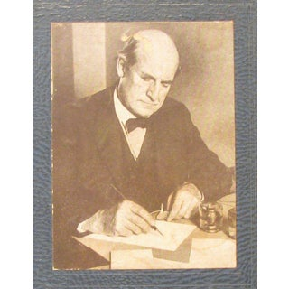 William Jennings Bryan Biography, 1925 Preview