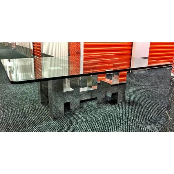 Paul Evans Cityscape Extending Coffee Table - Image 2 of 3