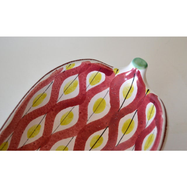 Scandinavian Modern Ceramic Catchall Pottery by Stig Lindberg Design for Gustavsberg For Sale In Miami - Image 6 of 11
