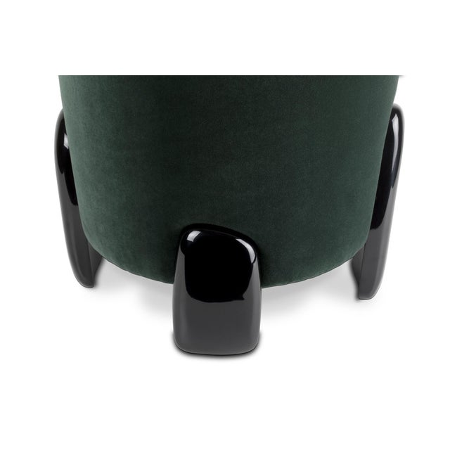 Not Yet Made - Made To Order Noaki Stool From Covet Paris For Sale - Image 5 of 8