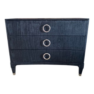 Brownstone Furniture Atherton Onyx Bachelor's Chest For Sale