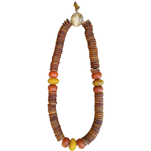 String of African Amber Beads - Image 1 of 6