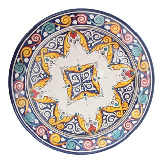 Arabesque Atlas Dinner Plate For Sale