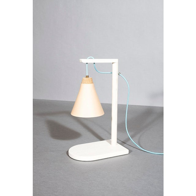 Not Yet Made - Made To Order Volk Furniture Halsey Table Lamp For Sale - Image 5 of 5