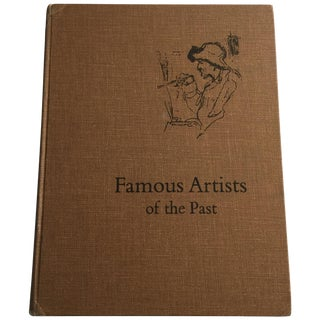 Famous Artists of the Past Book by Alice Chase