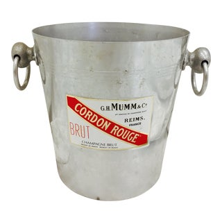 Vintage Champagne Bucket For Sale