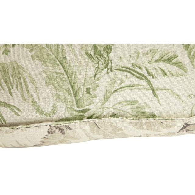 Palm Leaf Pillow II - Image 2 of 2