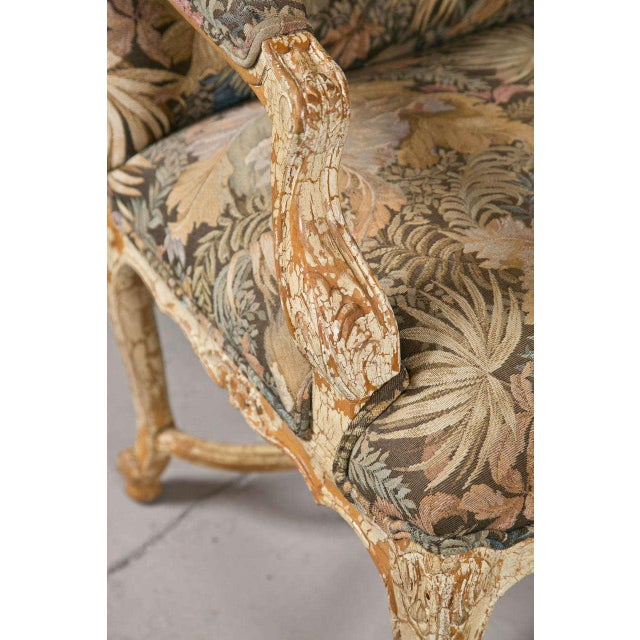 French Louis XV Style Armchairs by Jansen - A Pair - Image 3 of 10