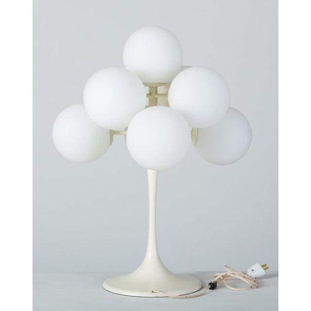 """Temde Leuchten """"Figuration"""" Table Lamp by e.r. Nele for Temde Leuchten For Sale - Image 4 of 10"""
