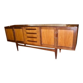 1960s Vintage Victor Wilkins for G-Plan Sideboard For Sale