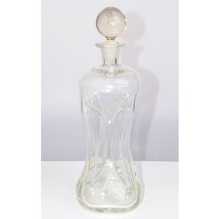 Large Holmegaard Kluk Kluk Glass Decanter Preview