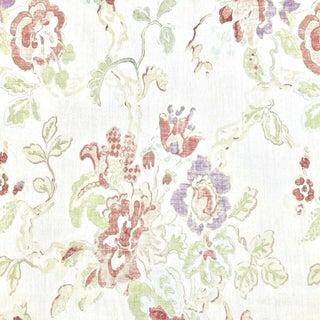 Boho Chic Lee Jofa Parnham Linen Designer Fabric by the Yard For Sale