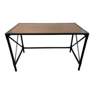 Industrial Rustic Desk For Sale