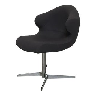 Ligne Roset 'Alster' Swivel Desk Chair by Emmanuel Dietrich For Sale