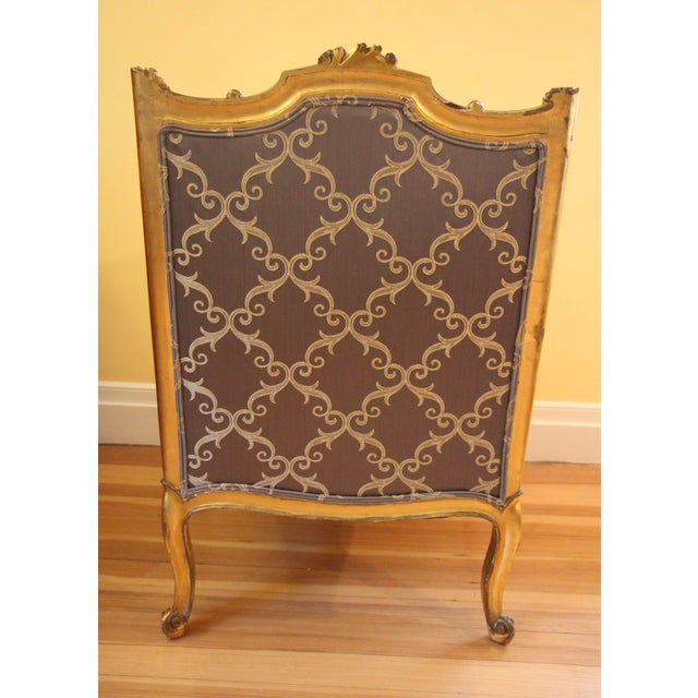Rococo Rococo Style Bergère Chair For Sale - Image 3 of 7