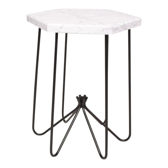 Mid-Century Modern Style Side Table For Sale