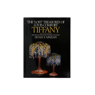 The Lost Treasures of Louis Comfort Tiffany For Sale