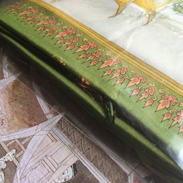 Jim Thompson Thai Silk Pillow Cover - Image 6 of 11