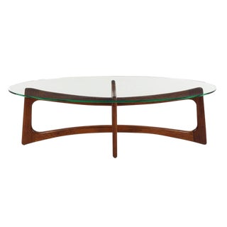 Adrian Pearsall 2454-Tgo Coffee Table for Craft Associates For Sale